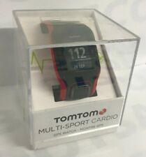 TomTom Multi-Sport Cardio Exercise GPS & Heart Rate Monitor RUN WALK CYCLE SWIM