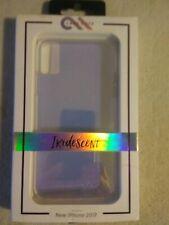 Case-Mate - Iridescent case for Apple iPhone X - Iridescent