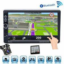 "7"" 2DIN Autoradio Pantalla táctil Reproductor MP5 GPS USB Radio + Mapa de Europa"