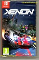 Xenon Racer  'New & Sealed' *SWITCH*