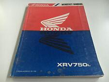 Werkstatthandbuch XRV 750-(L) (1990) (RD04)