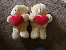 "Forever Friends 14"" Teddy Bears x 2"