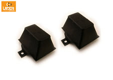 Land Rover Series 2 2a 3 Front And Rear Axle Bump Stop Set Of Two Parts # 241380
