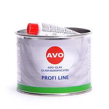AVO 1Kg inklusive Härtertube Glasfaserspachtel Spachtel Spachtelmasse A010310