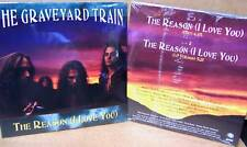 The Graveyard Train - Hard Rock -THE REASON Promo CD Single [1993] - Brand New