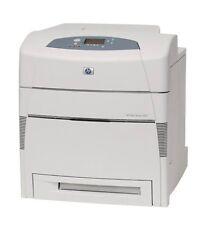 HP Colour LaserJet 5500dn 5500 A3 A4 Colour Laser Printer No Toners + Warranty