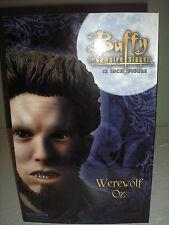 "SIDESHOW 12"" BUFFY THE VAMPIRE SLAYER WEREWOLF OZ FIGURE BTVS...NEW IN BOX!"