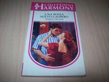 ANGELA DEVINE-UNA ROSA SOTTO L'ALBERO-HARMONY HARLEQUIN MONDADORI 1996