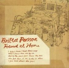 BRITTA PERSSON - FOUND AT HOME [EP] USED - VERY GOOD CD