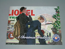 2011  LIONEL CHRISTMAS-NEW