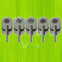 5 Dental Standard High Speed Handpiece Wrench Ceramic Turbines Cartridge Fit NSK