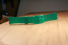 Unbranded Band / Strap MADE for Swatch Watches - 17 mm Solid Colors - MINT. NEW