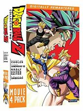 Dragon Ball Z Remastered Movie Collection Two Volume 6, 7, 8 & 9 DVD Box Set R1
