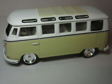 JOHNNY LIGHTNING VW SAMBA BUS PARTS OF SERIES CREAM SINGLE