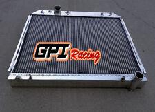 GPI FOR Jeep GRAND CHEROKEE WJ/WG 3.1 TD A/T 1999-2005 aluminum radiator 52MM