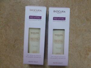 2 x Biocura Beauty Revital Multi Intensiv Serum 50 ml, Gesichtspflege