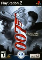 James Bond 007: Everything or Nothing - Playstation 2 Game Complete