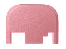for Glock Slide Plate 17 19 21 22 23 27 30 34 36 41 Plain Pink