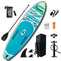 Inflatable Stand up paddle Board SUP Board ISUP 11'*33''*6''with complete kit