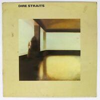 """DIRE STRAITS  vinyl LP 33rpm  """"Dire straits""""  Vertigo 6360 162   1978"""