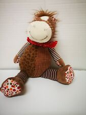 """Mary Meyer Horse plush toy 9"""" very soft, well made"""