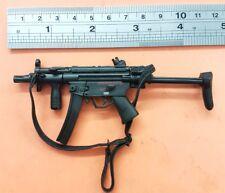1/6 scale  MP5K sub machine gun weapon INTOYZ  toys for 12 inch  figure