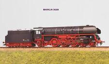 Märklin 39208 Treno Espresso Locomotiva a vapore Serie BR 01 508 DR E.iii mfx