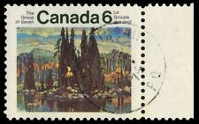 "CANADA 518 - Group of Seven ""Isle of Spruce"" by Lismer (pf83636)"