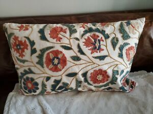 Pottery Barn Lumbar Pillow Home Décor Pillows For Sale In Stock Ebay