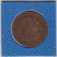 10 centimes Frankreich 1879 A Freiheit Liberty France