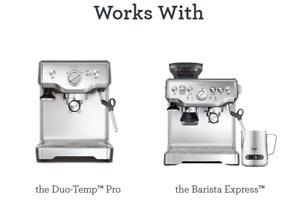 TAMPER 54MM BREVILLSage Coffee Tamper 54mm Barista Express Duo Temp Pro Breville