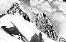 BR11429 Chamonix MOnt Blanc Teleferique de Aiguille du Midi  real photo   france