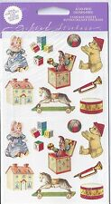 Vintage Toys Michel Studio Gifted Stickers