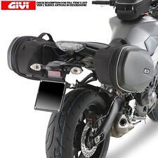SET GIVI SIDE PANNIERS 3D600 25L AND FRAMES MT09/MT09 ABS 2013-2015