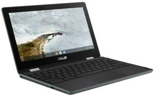 "BNIB ASUS C214MA-BU0282-3Y 11"" Intel Celeron 4GB RAM 32GB eMMC UK Stock"