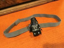 LEGO Star Wars Darth Vader LED Lite Light Head Lamp Flashlight Posable