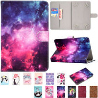 """For 8.0"""" Samsung Galaxy Tab A S E 3 4 Tablet Universal Leather Stand Case Cover"""