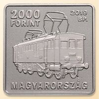 SKU#179559 2019 Austria Copper €5 New Year/'s Joy of Living