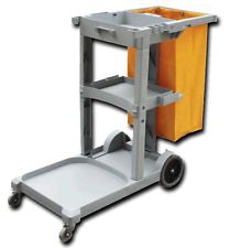Crown Supplies Janitorial Cleaning Trolley