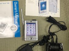 Dell Axim X30 Basic Handheld Pda with Bluetooth & Accessories