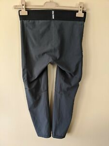 NIKE PRO Tech Pack Men's 3/4 Tights, Compression Pants, Small, Anthracite, $80