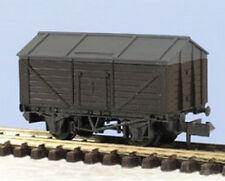 Peco KNR-120 - Covered Salt Wagon 'N' Gauge WAGON KIT New Boxed - Tracked48 Post