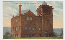 AMBRIDGE PA VIEW PRESBYTERIAN CHURCH USED 1911