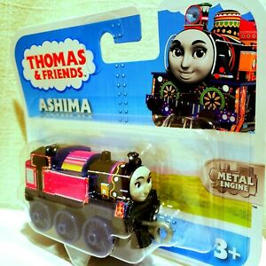 THOMAS & FRIENDS - ASHIMA Metal Engine Fisher Price NEW in box