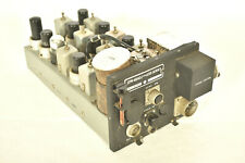 WWII NAVY CARRIER AIRCRAFT TUBE RADAR RECEIVER CPR 46ACJ for ASB by Bell Labs
