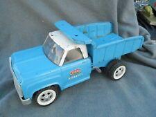 Vintage Blue & White Tonka Hydraulic Dump Truck Parts
