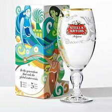 Hot New Stella Artois Buy a Lady a Drink Limited Edition Brazil Chalice, 33cl