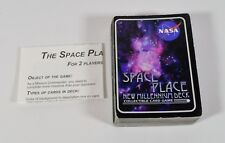Rare Nasa Space Place Collectible Card Game, New Millennium Deck w/ Instructions