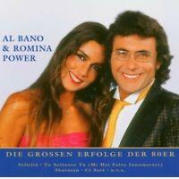 "AL BANO & ROMINA POWER ""NUR DAS BESTE"" CD NEU BEST OF"