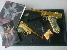 Tokyo Marui Biohazard RE: Code Veronica Ashford Gold Lugers / Limited Ed.